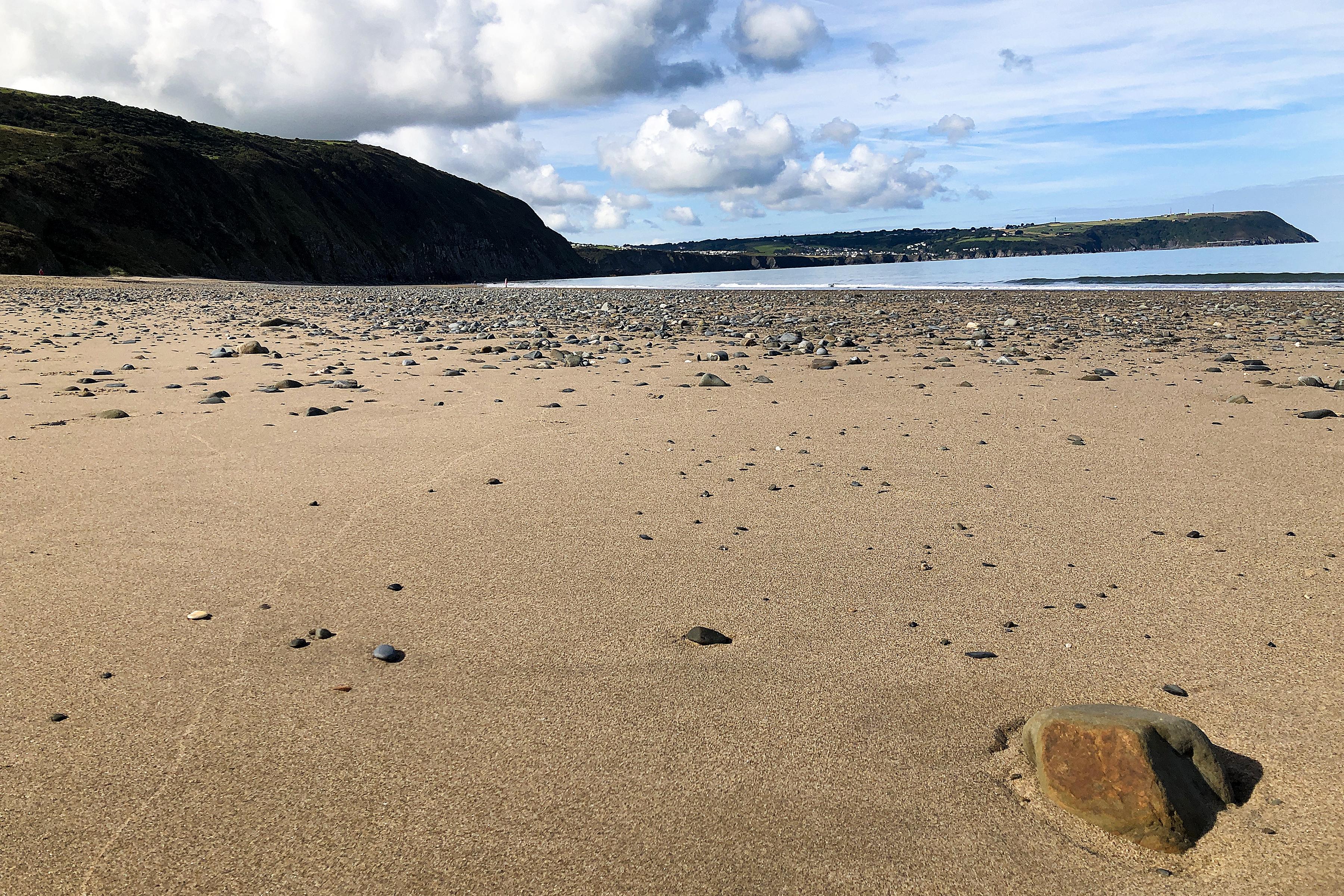 Penbryn Beach